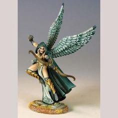 Dark Sword Limited Edition Thief of Hearts - Winged Female Thief Archer |  Miniaturenland