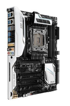 Review: Asus X99-Deluxe - Mainboard - HEXUS.net