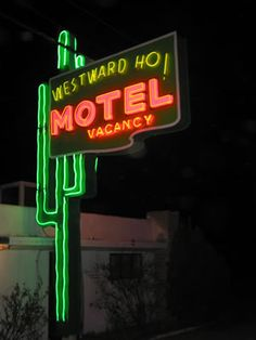 Nine Neon Signs Restored on New Mexico Route 66