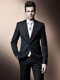8fa820f72dca 9 invitanti immagini di Matrimonio di cravatta nera