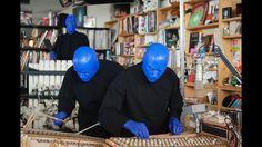 Blue Man Group: NPR Music Tiny Desk Concert