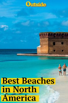 Best Beaches in North America You Haven't Been To #travel #beach #vacation