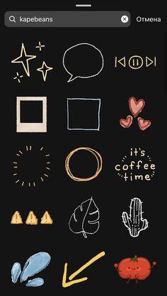 Instagram Blog, Instagram Editing Apps, Instagram Emoji, Iphone Instagram, Instagram Frame, Instagram And Snapchat, Instagram Story Ideas, Instagram Quotes, Organizar Instagram