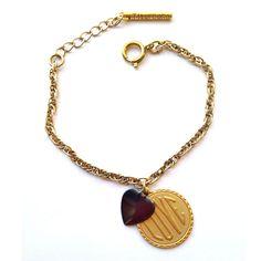 Love And Heart Bracelet | Fab.com