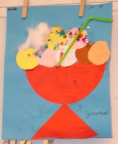 add a writing component Summer Crafts For Kids, Summer Activities For Kids, Summer Kids, Art Activities, Spring Crafts, Projects For Kids, Diy For Kids, Tapas, I Love School
