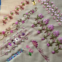 New Crazy Quilting Patterns Patchwork Ideas Embroidery Stitches Tutorial, Hand Embroidery Designs, Embroidery Techniques, Embroidery Patterns, Quilting Patterns, Quilting Templates, Quilting Ideas, Embroidery Supplies, Crazy Quilting