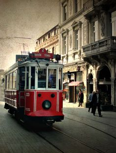 Esto es lo imprescindible del Beyoglu del siglo XXI #turismoeuropeo, el sueño de Estambul www.turismoeuropeo.es