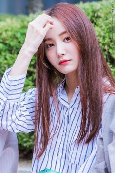Kpop Girl Groups, Korean Girl Groups, Kpop Girls, Cute Girl Pic, Cute Girls, Preety Girls, My Beauty, Asian Beauty, Pretty And Cute