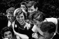 Kennedy wedding party