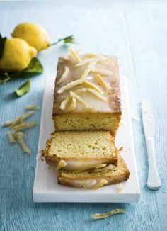 Amalfi lemon drizzle cake
