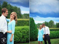 The Mount Lenox Engagement Photos | Jenny & Josh