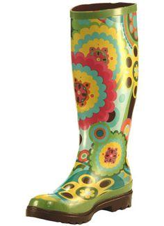 Fun Funky &amp Functional Rain Boots for Women | Fashion update