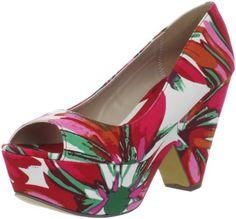 Michael Antonio Women's Alura Wedge Sandal ~ Details ->> http://amzn.to/KGtmyr