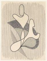 Afbeelding van Abstract Cesar Domela Nieuwenhuis