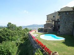 Apartment Borgo Montecolognola Torchio Magione Situated 4.3 km from Magione Motorspeedway in Magione, this apartment features a seasonal outdoor pool. Guests benefit from patio. Free WiFi is featured .  A TV is offered. There is a private bathroom with a shower.