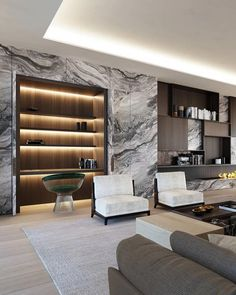 5 Design Tips for Your Dream Living Room – Voyage Afield House Paint Interior, Living Room Interior, Living Room Decor, Marble Interior, Luxury Homes Interior, Modern Interior Design, Coastal Interior, Modern Coastal, Interior Architecture
