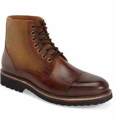 Main Image - Zanzara 'Northstar' Cap Toe Boot (Men)
