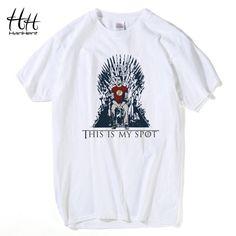 The Big Bang Theory / Games Of Thrones Sheldon Cooper T-shirts