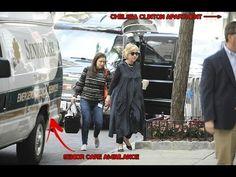 Hillary Clintons Secret Hospital and Chelsea Clintons 10 million dollar whole floor apartment