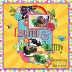 Sweet Shoppe Designs :: Digital Scrap Kits :: It's a Spring Thing by Melissa Bennett Scrapbook Designs, My Scrapbook, Scrapbook Layouts, Cool Fonts, Digital Scrapbooking, Make It Yourself, Christmas Ornaments, Yandex Disk, Holiday Decor