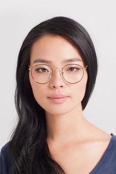 482a0da6376f 100 лучших идей  Модные оправы для очков для зрения 2017 на фото Round  Eyeglasses
