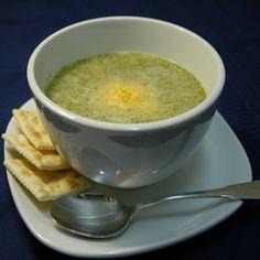 Gordon Ramsay's Broccoli Soup Recipe 5 ingredients, easy-peasy