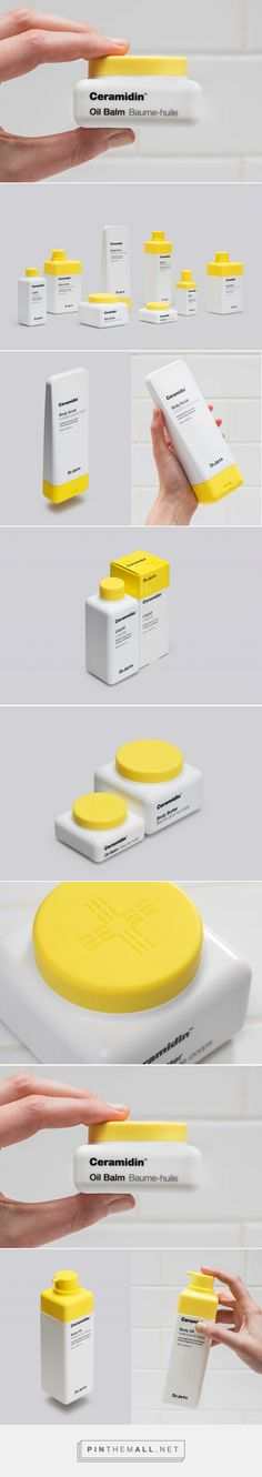 New Package Design for Dr Jart+ by Pentagram — BP&O - created via https://pinthemall.net