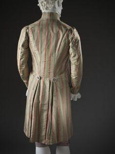 Coat ca. 1785 From LACMA