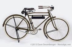 1918 Harley Davidson bicycle