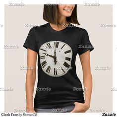Clock Face T-Shirt