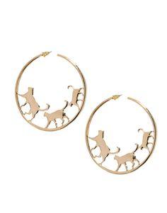 Monki Catie Hoop Earrings