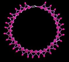 free beading patterns and everything about handmade jewelry: beads patterns, schemas, photos, ideas, inspiration. - Part 14 Bead Crafts, Jewelry Crafts, Handmade Jewelry, Jewelry Making Tutorials, Beading Tutorials, Beading Patterns Free, Free Pattern, Seed Bead Projects, Diy Collier