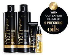 Supreme Oils Collection