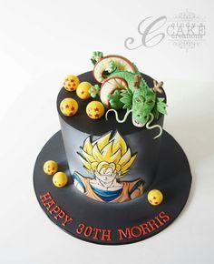 Goku Birthday, 32 Birthday, Birthday Parties, Birthday Ideas, Birthday Cake Decorating, Disney Cakes, Fondant, Photoshoot Ideas, Gabriel