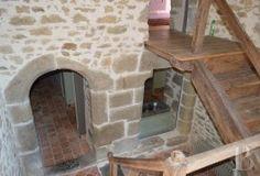 Près de Saint-Malo, manoir du 16ème siècle et ses dépendances entre mer et forêt - bretagne