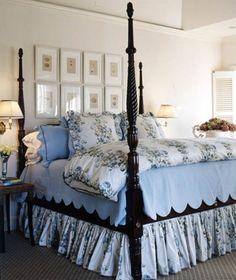 DIY:: Lovely Victorian Vintage Inspired Cottage Bedroom