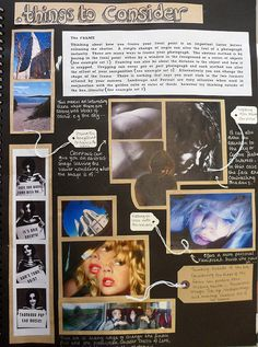 a level photography sketchbook - Google Search