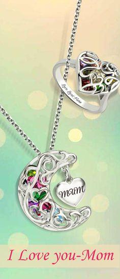 Keep Calm Wonder Woman is Here Custom Engraved Baby Feet Heart Locket Necklace