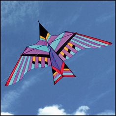 George Peters Cloud Bird Kite