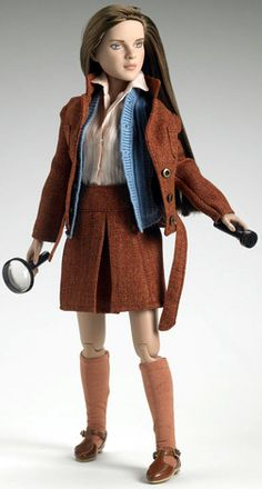 Nancy Drew doll by Tonner ~ contemporary Nancy