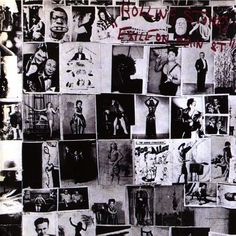 The Rolling Stones - Exile on Main St.. 1972.