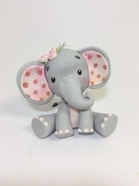 Chevron Elephant Baby Shower Cake Would Change Colors . Little Elephant Baby Shower Baby Shower Ideas Themes . Elephant Cake Toppers, Elephant Baby Shower Cake, Elephant Cakes, Elephant Birthday, Elephant Theme, Baby Cakes, Baby Shower Cakes, Fondant Cake Toppers, Fondant Icing