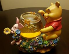 WINNIE THE POOH DISNEY MUSICAL SNOWGLOBE WITH TIGER AND EEYORE | eBay