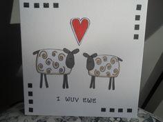 I wuv ewe!