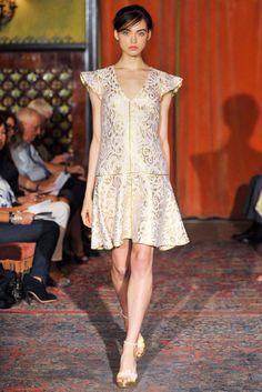 Behnaz Sarafpour Spring 2013 RTW Collection - Fashion on TheCut
