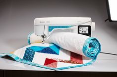 OPAL™ 670 Sewing Machine - Great Sewing Space. This is a Great machine! I love mine!