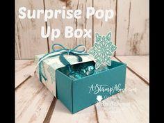 star of light flip lid box video tutorial october customer thank you gift