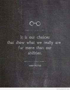 Harry Potter quotes More More