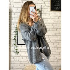 Gilet Mohair, Mademoiselle, Pulls, Jeans, Pullover, Sweaters, Dresses, Fashion, Sweater Dress Outfit