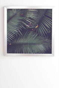 Catherine Mcdonald Rainforest Floor Framed Wall Art | DENY Designs Home Accessories
